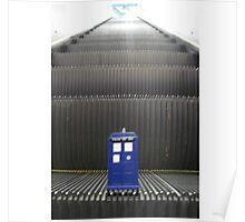 Stairway to TARDIS Poster