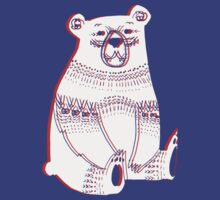 3d bear by christinel