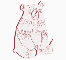 3d bear Kids Clothes