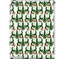 Nouveau Style Tulips 1  iPad Case/Skin