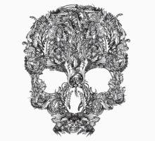 skull by Jake Harvey