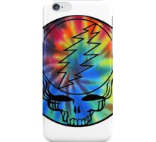 Grateful Dead Deadhead Tye Dye iPhone Case/Skin
