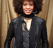 Cindy Blackman by corleve