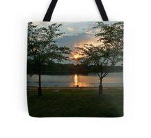 DC Sunset Tote Bag