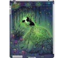 Silhouette Tiana  iPad Case/Skin
