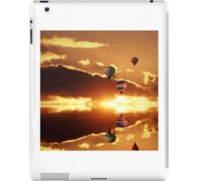 In the quiet moments iPad Case/Skin