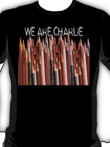 WE ARE CHARLIE T-Shirt