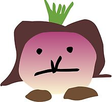Smiling Arin Turnip by John Smith