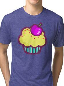 CUPCAKE Tri-blend T-Shirt