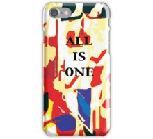 Psychmaster All is One iPhone Case/Skin