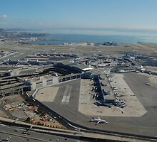 San Francisco International Airport by PicsByChris
