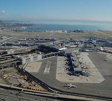 San Francisco International Airport by PicsByChris
