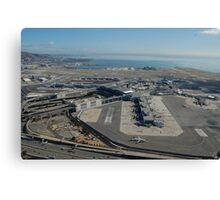 San Francisco International Airport Canvas Print