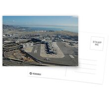 San Francisco International Airport Postcards