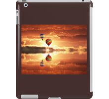 Golden dream iPad Case/Skin