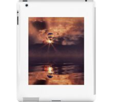 Infinite peace iPad Case/Skin
