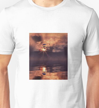 Infinite peace Unisex T-Shirt