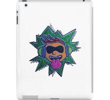 DJ Dude iPad Case/Skin