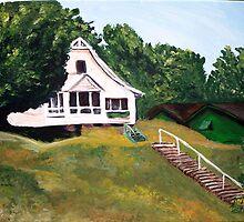 """Kaufmann Camp"" by Adela Camille Sutton"