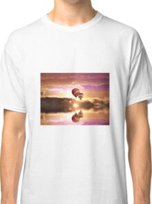 Into the clouds Classic T-Shirt