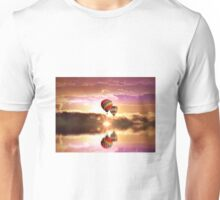 Into the clouds Unisex T-Shirt
