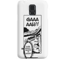 Even SpeedWagon is Afraid Samsung Galaxy Case/Skin