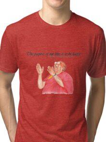 Be Happy Tri-blend T-Shirt
