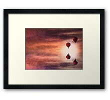 Tranquil times Framed Print