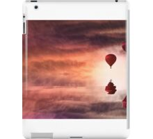 Tranquil times iPad Case/Skin