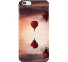 Tranquil times iPhone Case/Skin