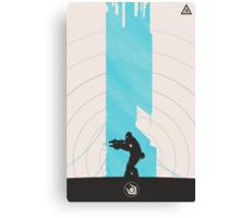 Overwatch Canvas Print