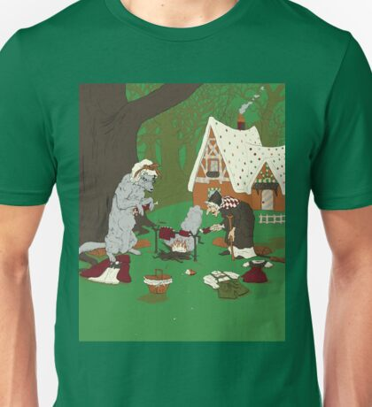 Wolf & Witch Unisex T-Shirt