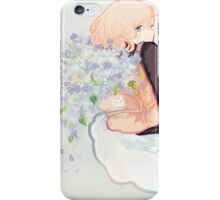 flower overflow iPhone Case/Skin