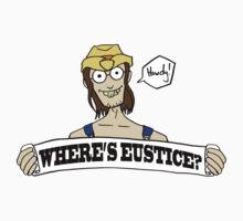 Where's Eustice? by SpiritDoG