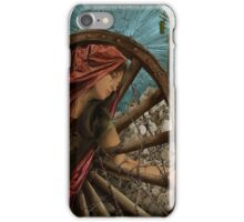 Hope as St. Catherine iPhone Case/Skin