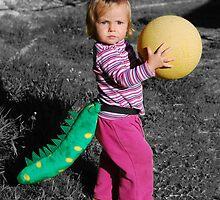 Dino baby by JoeyJ