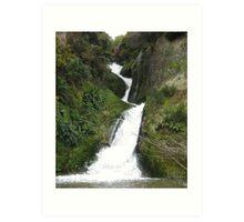 Tiraumea River Art Print