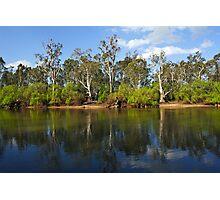 Murray River at Corowa Photographic Print