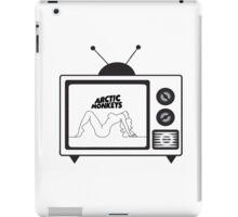 Arctic Monkeys AM album art iPad Case/Skin