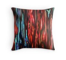 The Weeping Woman Throw Pillow