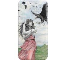 Sisters of the Sun iPhone Case/Skin