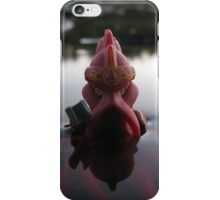 Squid Warrior on the Kam iPhone Case/Skin