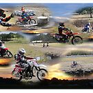Dirt Track Boys at work or play !!! by Heabar