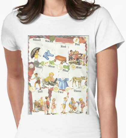 See Dick & Jane's Crazy Quilt.. T-Shirt