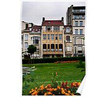 Hôtel van Eetvelde - Brussels Poster