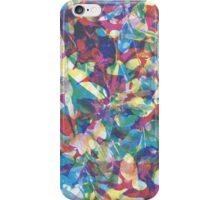 Caribou 'Our Love' album print iPhone Case/Skin
