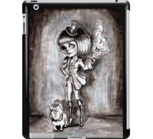 Big eyes - Miss Terri Riddles iPad Case/Skin