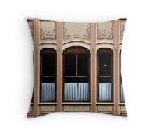 Horta Windows Throw Pillow