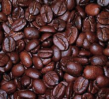 Coffee Beans by w1ckerman