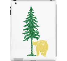 tinkle bear iPad Case/Skin